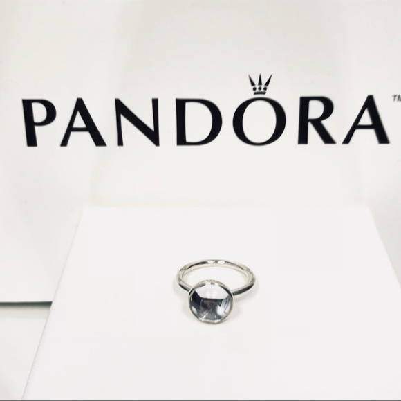 e44f576e3 Pandora Jewelry | 100 Authentic Poetic Droplet Ring New | Poshmark